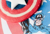 Birthday Party {Super Hero Party Ideas} / Superhero birthday party ideas including food, games, party supplies and crafts.  For more ideas http://blog.thecelebrationshoppe.com