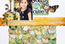 scrapbooking inspiration / by Mandy Ford