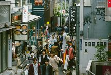 alleyway / streets / yokocho