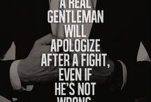 Ein echter Mann