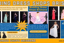 Wedding Dress Shops Brisbane / Check this link right here http://elitebridal.com.au/ for more information on Wedding Dresses. Depending on the formality of the occasion you do not have to insist on all Wedding Dresses being exactly the same style but they should 'match'. Again, it's very much a matter of how you want your wedding.