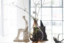 INTERIOR Accesoires and Plants