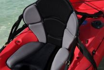 Tall Back Kayak Seats / Tall back kayak seats provide better upper back support when paddling. Comfykayak.com offers tall back seats from Skwoosh, Surf to Summit and Watersports Warehouse varying in seat back height from 15 inches to 19.5 inches, including the Voyager, the Deluxe Big Back Seat and the GTS Expedition.
