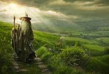 Tolkien, Illustrated / Illustrations Inspired by Tolkien's Writing... / by Debby Zigenis-Lowery