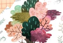 Illustration / by A Clementina