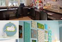 Craft Room & Organization / by Judy Panessiti