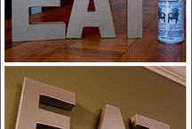 spray your own letters