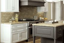 Transitional Kitchens / When you're more contemporary than traditional, but more traditional than contemporary