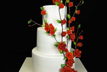 cakes / by Marie Geibel