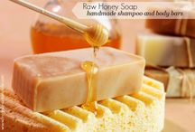 Beauty homemade honey