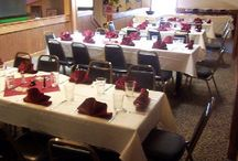 Our Banquet Locations