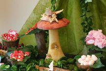 Woodland Fairy Birthday
