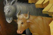 zwierzęta w ikonografii