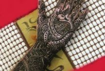 My Dream Mehandi designs / Mehendis are an obsession for Indian girls. How can I be different from all?