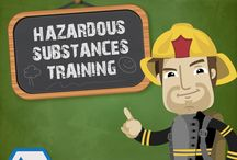 Hazardous Substances Traning