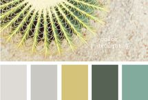 Cool Colors / by Sandy Krupa