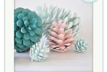 A Pop of Pretty / Beautiful ideas for decorating your home.