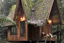 Cabana & cottages