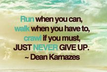 Inspirational Quotes / by Mimi Burgan