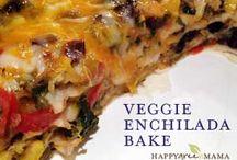 Vegetarian Yum Yum / Healthy Veggie Meals