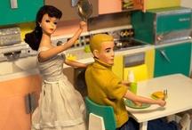 Barbie keuken