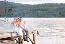 Loon Lodge Wedding, Rangeley Maine / Summer outdoor wedding at Loon Lodge in Rangeley, Maine!