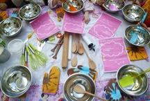 Atelier Les Doigts dans le Plat / Les réalisations des enfants pendant nos ateliers cuisine et pâtisserie