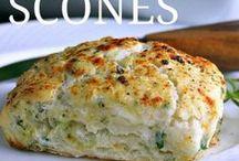Oh so lovely scones