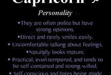 Capricorn Star Sign