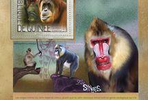 New stamps issue released by STAMPERIJA | No. 414 / GUINEA (GUINÉE) 15 05 2014 CODE: GU14201A-GU14212A