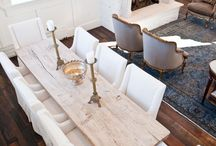 dining rooms / by Sarah Kleberg