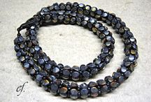 Beading - pinch beads (pohanka)