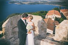 bride&groom / wedding photos about couple