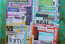 Vision Boards / Personal