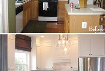 Kitchen Ideas / by Caitlin Canane