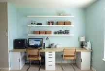 Oficina a casa