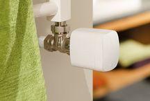 Smarte Heizung / Inspirationen, Produkte & Systeme für smarte Heizungssteuerungen im Connected Home!