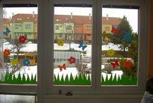 okna do skolky