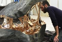 sculpture qui déchire débride inspire.