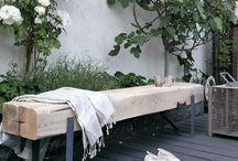 CHOD outdoor rooms / stineni, odstineni pohledu, vodni prvek, zimni zahrada