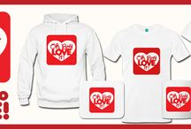 Oh Boy Love It Tee Shops / Check out our cool Tees!