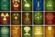 Very into Science / My very own nerd plaza.  / by Carlos the Scientist