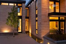 Small footprint house design