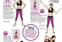 get fit / by Danielle Heiler Curtis