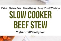 Slow pot cooking