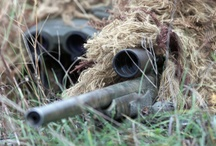 Sniper Ghillie