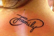 Tattoo ideas / by Dawn Lynch