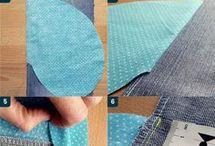 N 018 Taschen Nähen