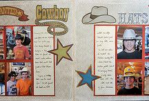 Scrapbook Ideas / by Cathy Dippolito
