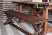 Tuolit-penkit-pöydät